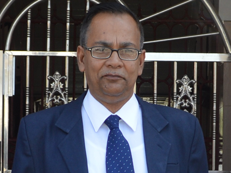Mr. Deodat Sharma