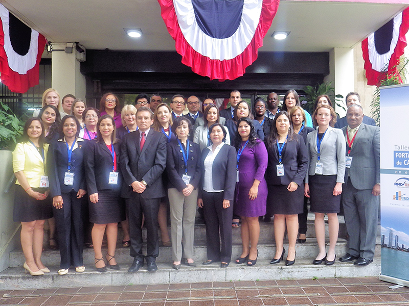 INTOSAI Development Initiative (IDI) Workshop for Experienced SAI PMF Assessors in Panama City- November 16-18, 2016