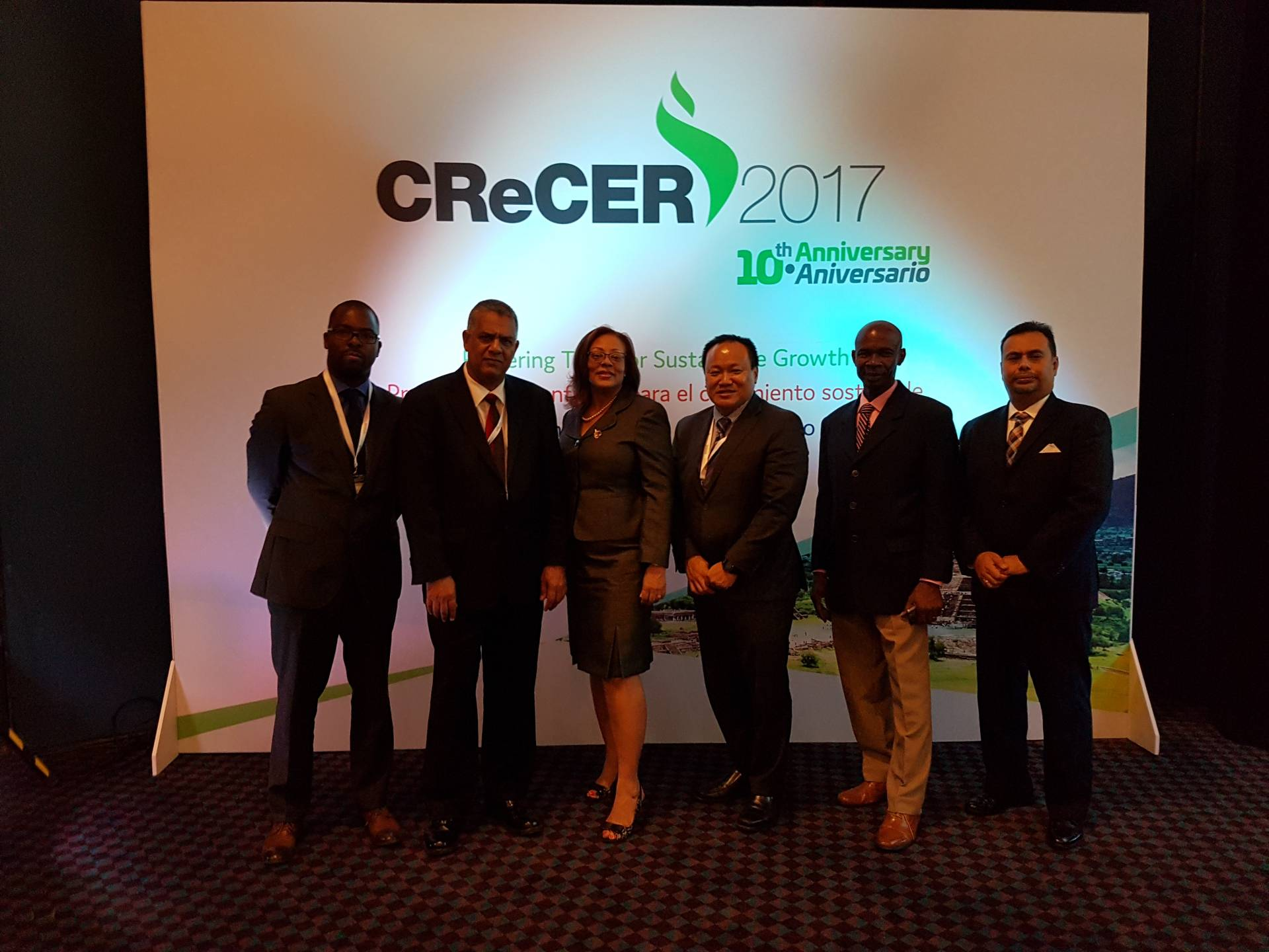 SAI Jamaica shares its SAI PMF Experience at CReCER 2017