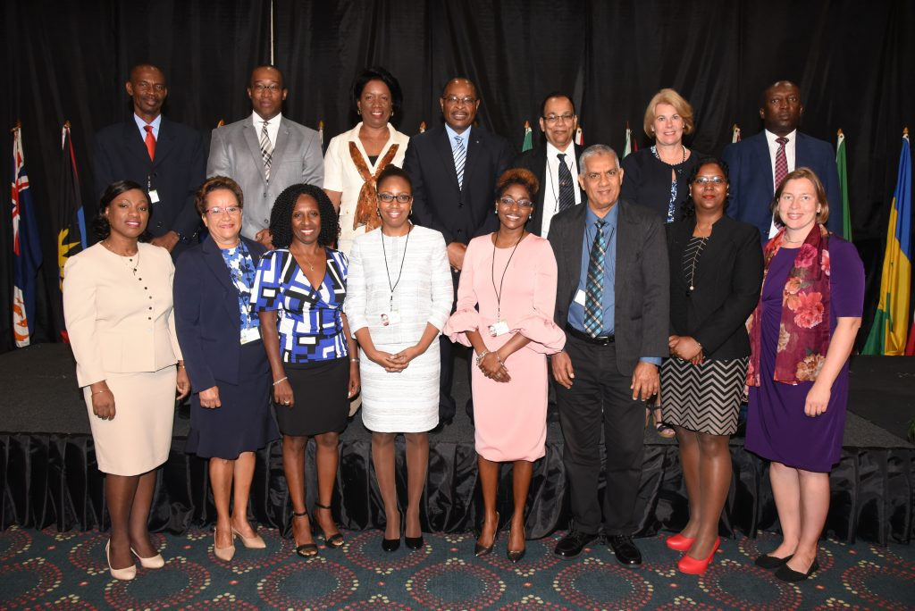 Auditors General and Representatives of CAROSAI member states at the CAROSAI 30th Anniversary Conference.